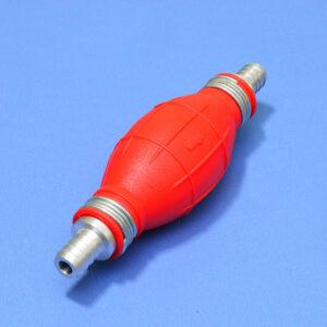 Полиуретановая груша для ручной подкачки топлива, 10 мм прямой вход/выход