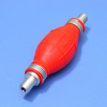 Полиуретановая груша для ручной подкачки топлива, 12 мм прямой вход/выход